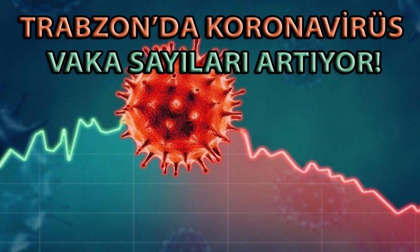 Trabzon'da vaka sayıları artıyor! Valilikten yeni karar!