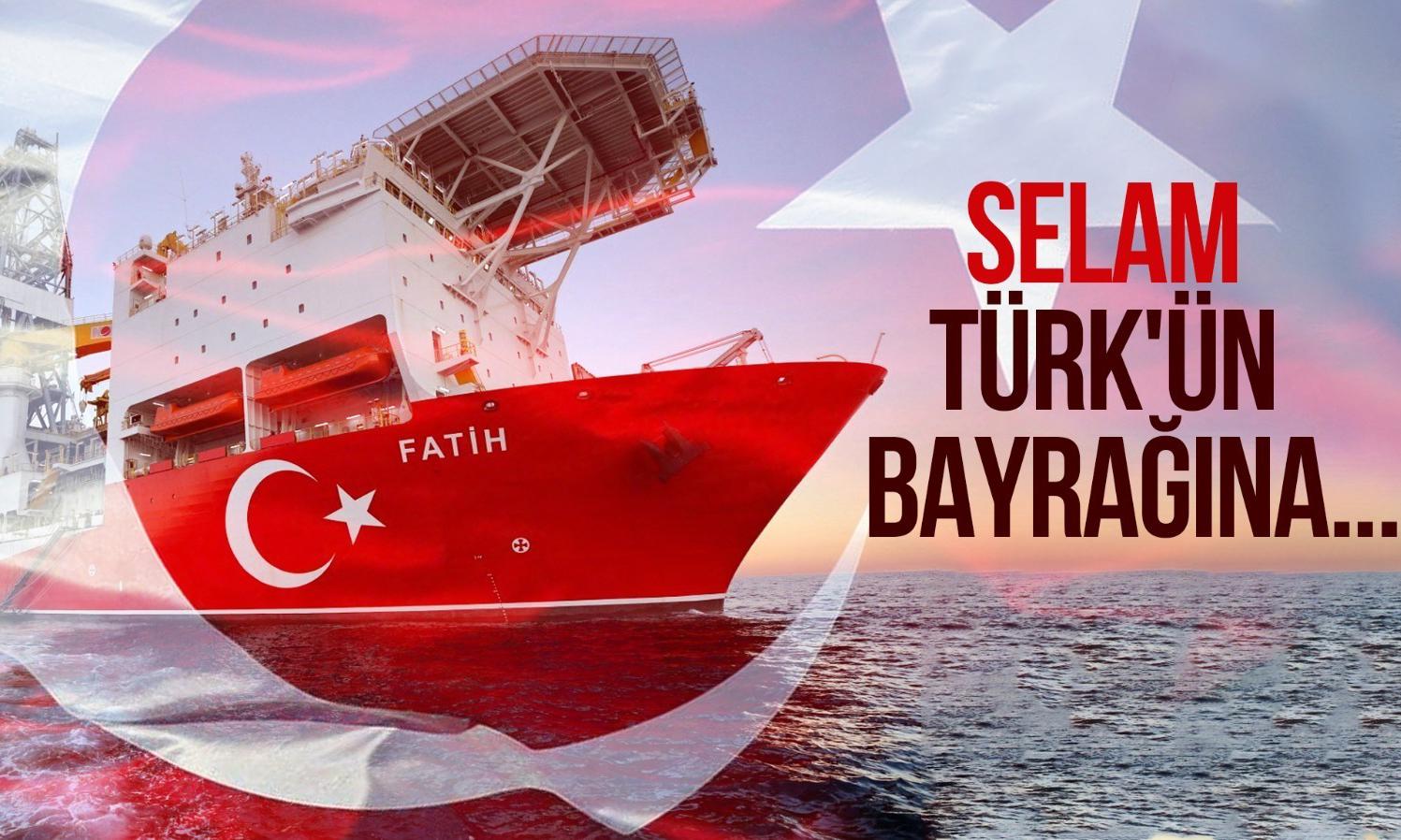 Türkiye'nin Doğalgaz Keşfi…